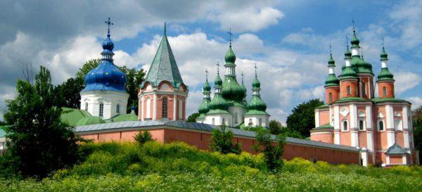 Історико-архітектурна пам'ятка Густинський монастир