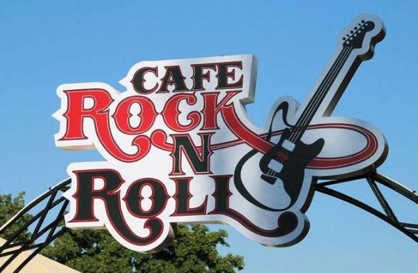 Кафетерій Cafe Rock-n-Roll