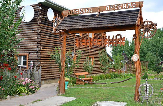 Центр заміського відпочинку КНЯЖИЙ