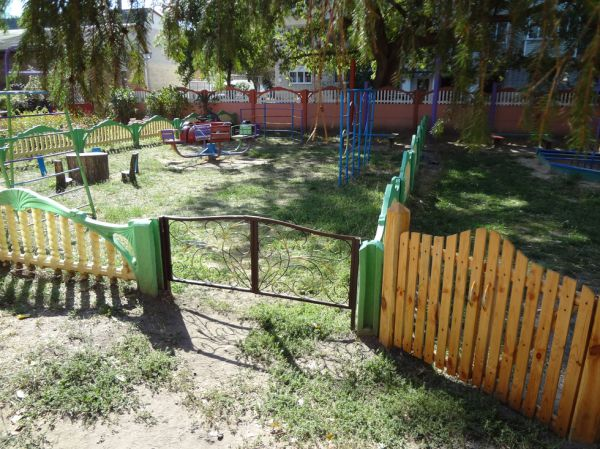 Освітній заклад ДНЗ №8 «Берізка» центр В.Сухомлинського