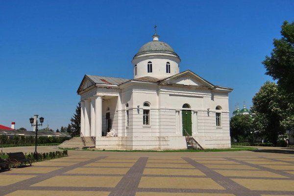 Історико-архітектурна пам'ятка Собор Різдва Пресвятої Богородиці