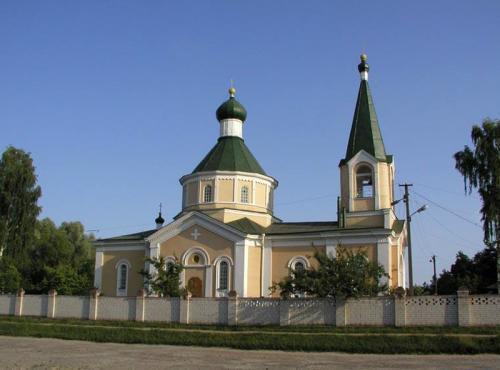 Історико-архітектурна пам'ятка Церква-дзвіниця Святителя і Чудотворця Миколая